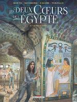 Vente EBooks : Les Deux coeurs de l'Égypte T02  - Makyo