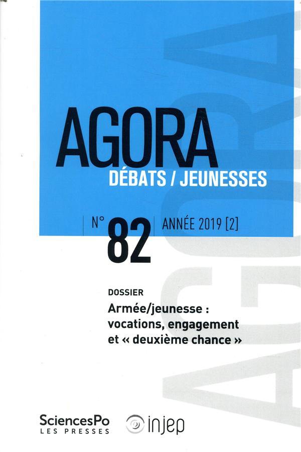 Agora debats / jeunesse n.82