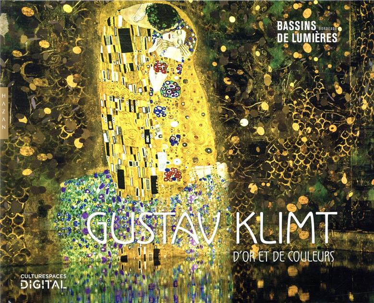 Klimt, d'or et de couleurs