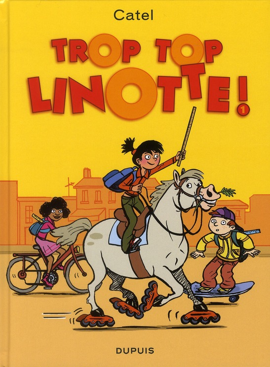 Trop top Linotte !