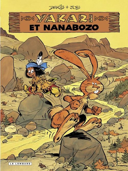 Yakari - tome 04 - Yakari et Nanabozo