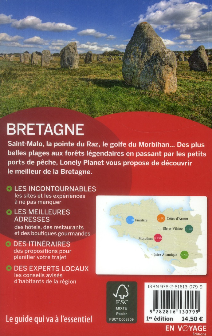l'essentiel de la Bretagne