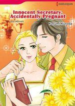 Vente Livre Numérique : Harlequin Comics: Innocent Secretary, Accidentally Pregnant  - Carol Marinelli - Kasumi Kuroda