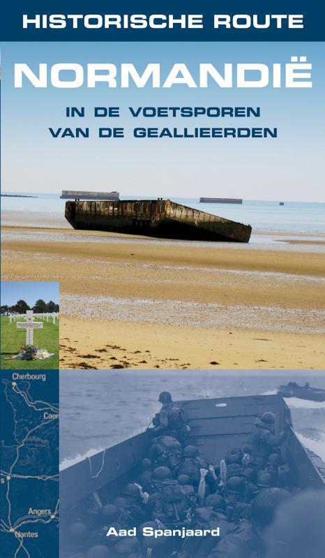 Historische route Normandie