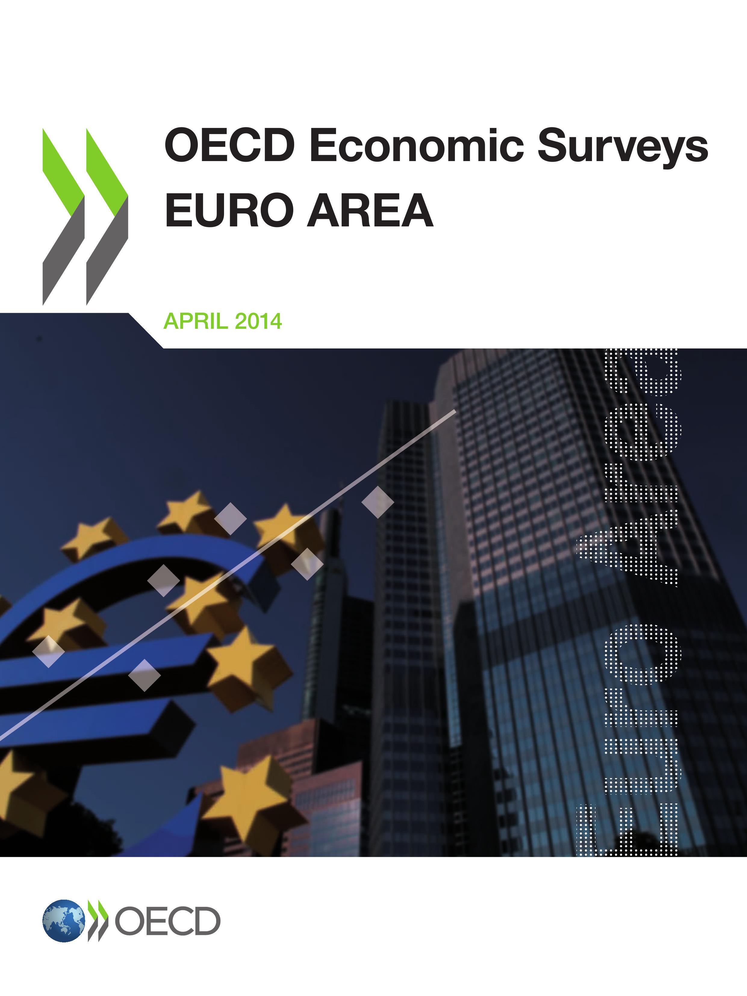 OECD Economic Surveys : Euro Area 2014