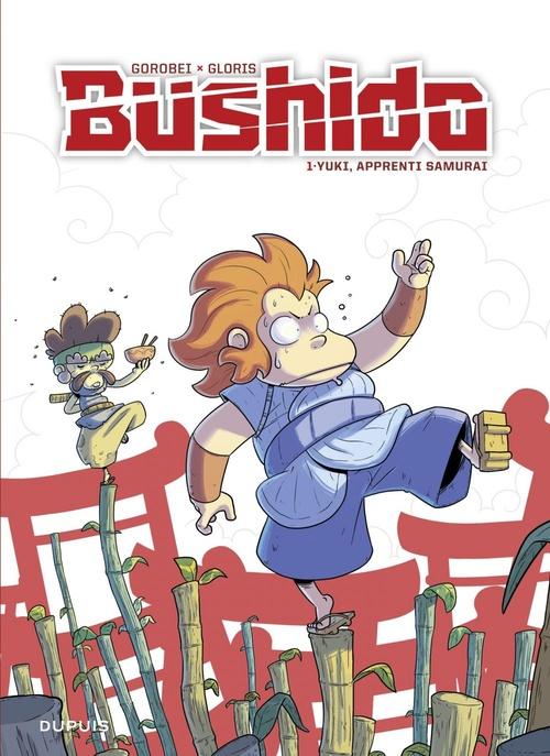 Bushido T.1 ; Yuki, apprenti samuraï