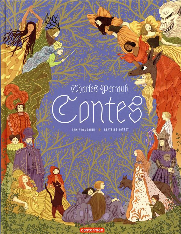 Contes, Charles Perrault