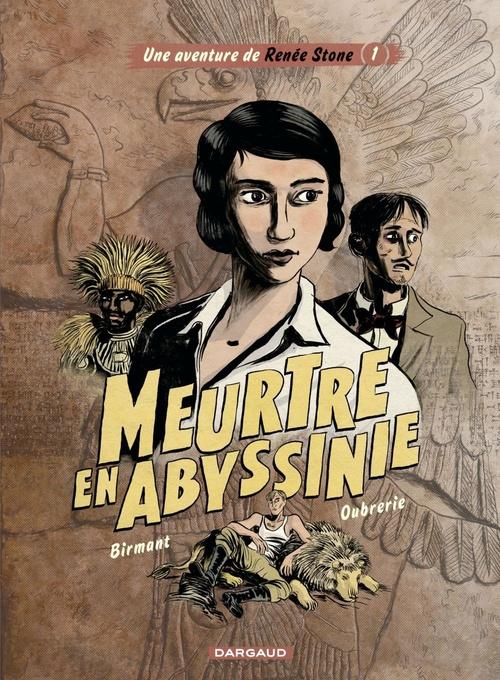 Renée Stone - tome 1 - Meurtre en Abyssinie