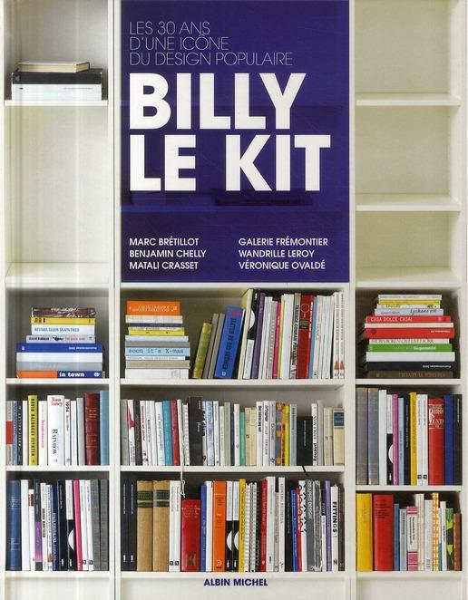 Billy le kit ; les 30 ans d'une icône du design populaire