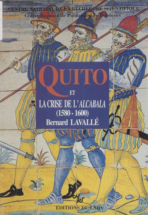 Quito et la crise de l'alcabala