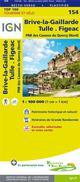 TOP100154  -  BRIVE-LA-GUAILLARDE  -  TULLE, FIGEAC (4E EDITION)