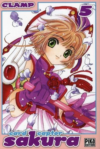 Card Captor Sakura T.5 Et T.6