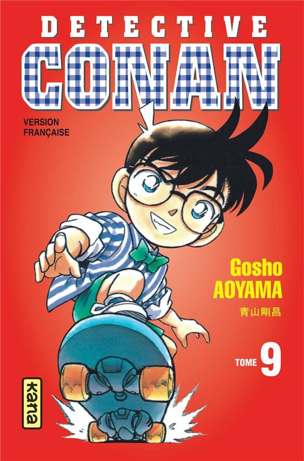 Detective Conan T.9