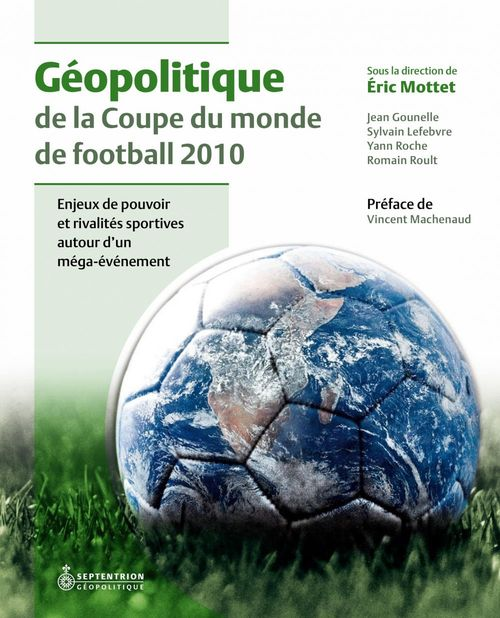 Géopolitique de la coupe du monde de football 2010