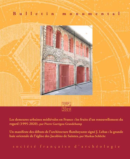 Bulletin monumental n.177/4