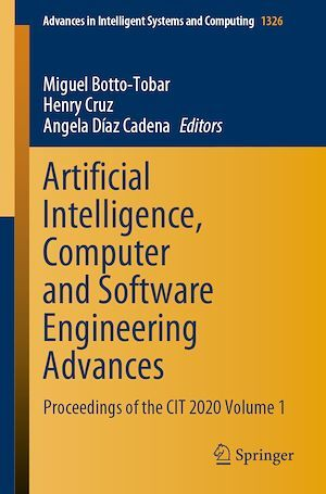 Artificial Intelligence, Computer and Software Engineering Advances