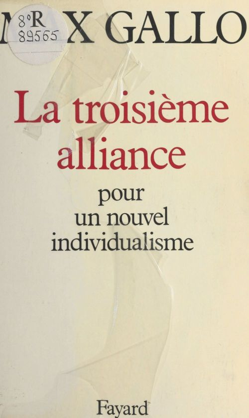 La troisième alliance