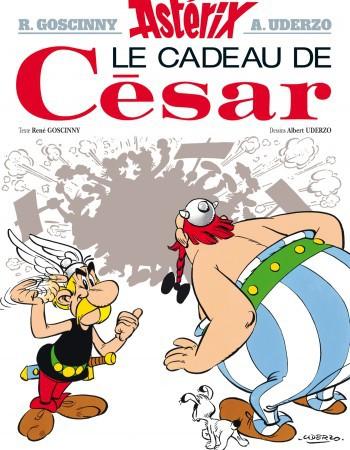 Astérix - Le Cadeau de César - n°21  - Rene Goscinny  - Albert Uderzo