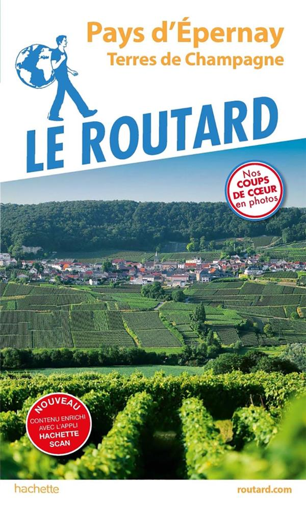 guide du Routard ; Epernay ; montagne de Reims
