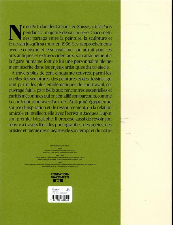 Alberto Giacometti ; une aventure moderne