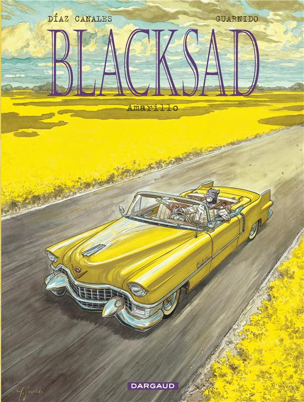 BLACKSAD  -  BLACKSAD T.5  -  AMARILLO Guarnido Juanjo