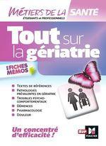 Vente Livre Numérique : Tout sur la Gériatrie - Infirmier - IFSI - DEI - Révision  - Kamel Abbadi - Lénaïck Ramage