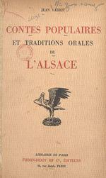 Contes populaires et traditions orales de l'Alsace  - Jean Variot