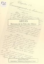 Vente Livre Numérique : Artas  - Pascal Chauvin
