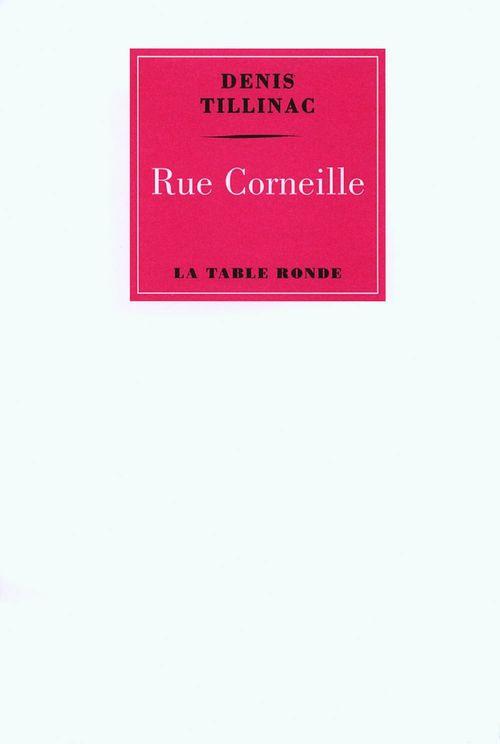 Rue Corneille