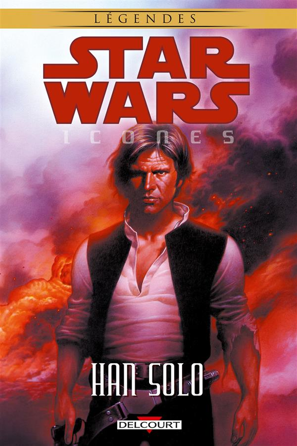 STAR WARS - ICONES T.1  -  HAN SOLO