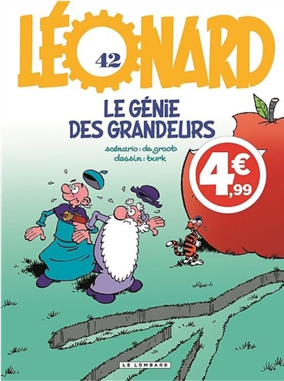 Léonard T.42 ; le génie des grandeurs
