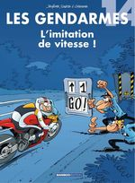 Vente Livre Numérique : Les Gendarmes - tome 14 - L'imitation de vitesse !  - Sulpice - Christophe Cazenove - Jenfcvre