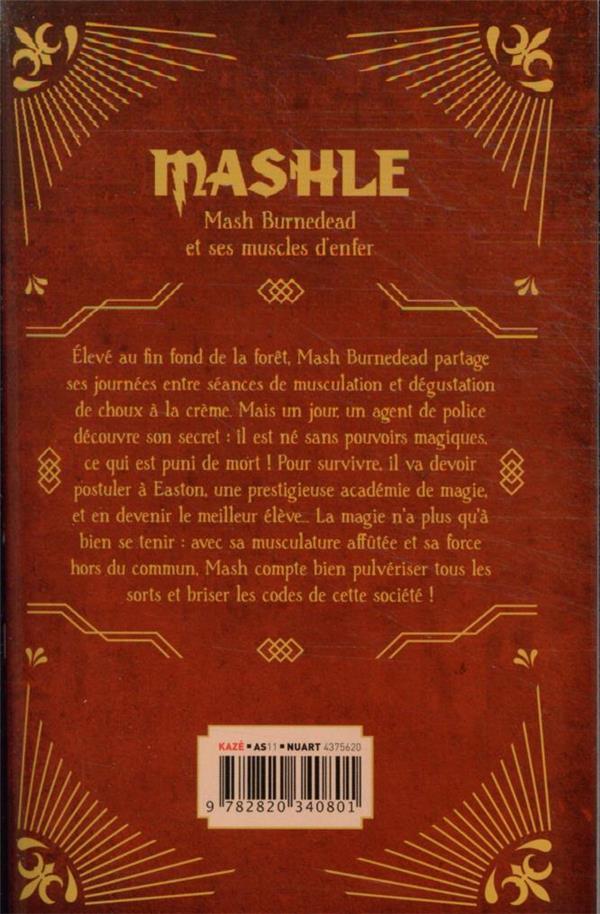 Mashle t.1