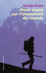 Vente Livre Numérique : Petit traité sur l´immensité du monde  - Sylvain Tesson