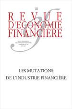 Vente Livre Numérique : Les mutations de l'industrie financière  - Ouvrage COLLECTIF