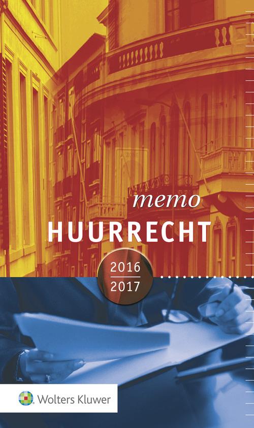 Huurrechtmemo 2016/2017