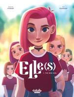 Vente Livre Numérique : Elle(s) - Volume 1 - The New Girl  - Kid Toussaint