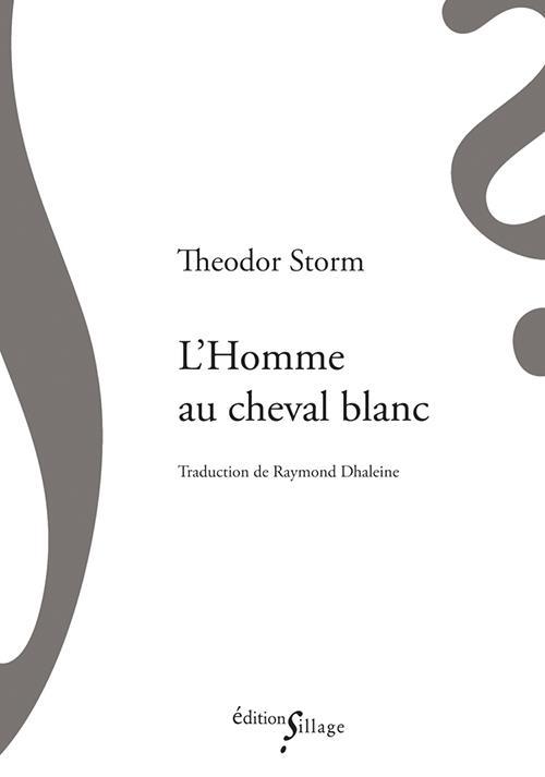 L'HOMME AU CHEVAL BLANC