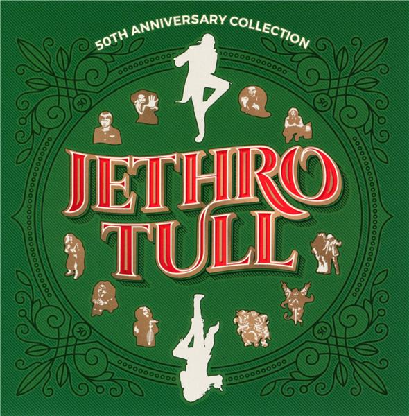 Jethro Tull 50th anniversary collection
