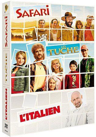 Les Tuche + Safari + L'italien