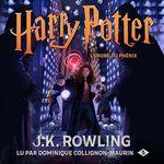 Vente AudioBook : Harry Potter et l´Ordre du Phénix  - J. K. Rowling