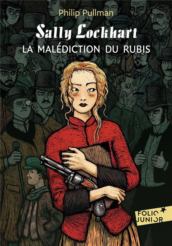 Sally lockhart ; la malédiction du rubis