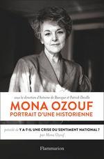 Vente EBooks : Mona Ozouf. Portrait d'une historienne  - ANONYME - Patrick Deville - Antoine DE BAECQUE