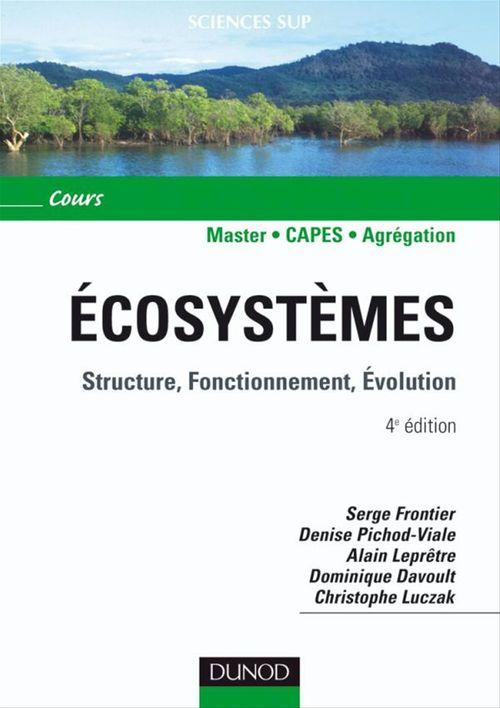 Écosystèmes - 4e éd.
