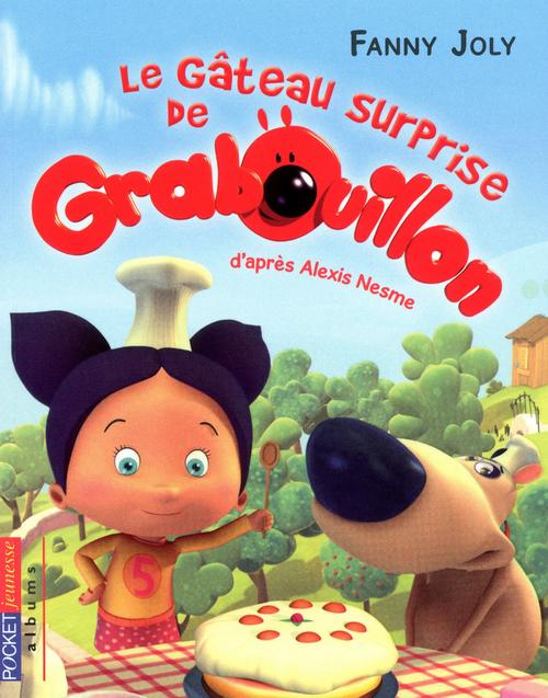 Grabouillon t.1 ; le gâteau surprise de Grabouillon