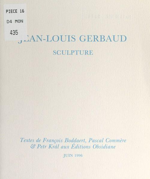 Jean-Louis Gerbaud