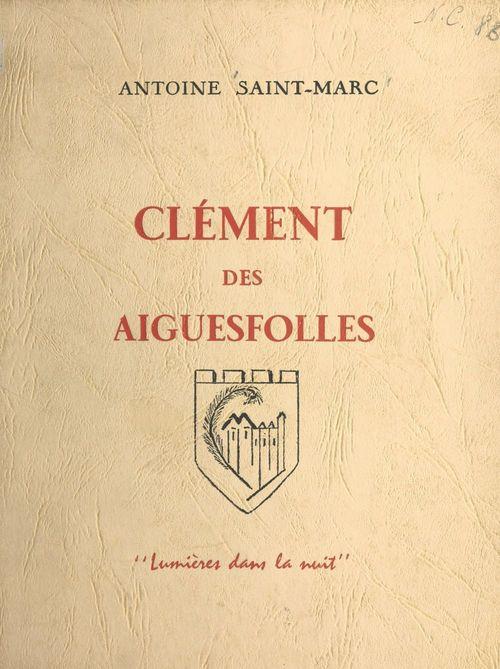 Clément des Aiguesfolles