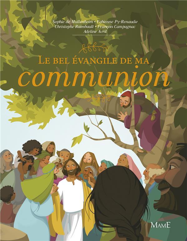 Le bel Évangile de ma communion
