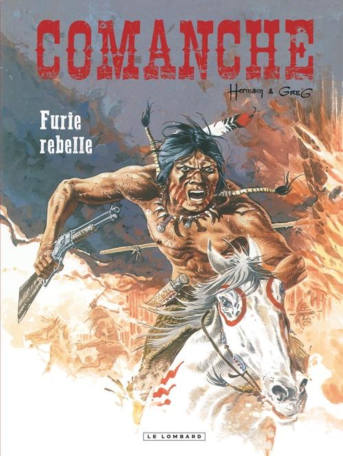 Comanche T.6 ; furie rebelle  - GREG  - Hermann