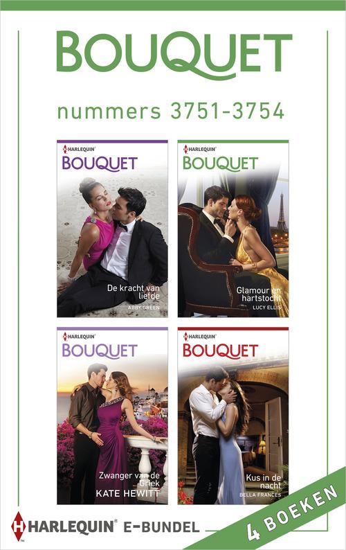 Bouquet e-bundel nummers 3751-3754 (4-in-1)